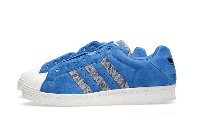 Adidas Ultrastar 80S Run Dmc Bluebird 2