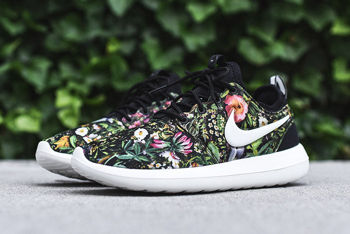 Nike Roshe Two Womens Floral 2