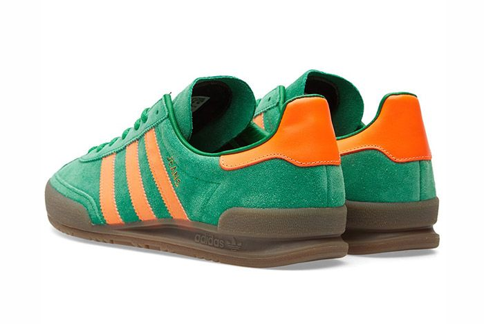 Adidas Jeans Green 3