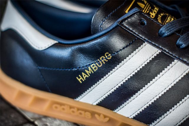 Adidas Hamburg Leather Germany 3