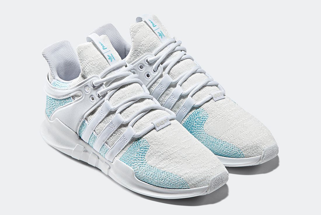 Parley X Adidas Eqt Support Adv Ck Pack10