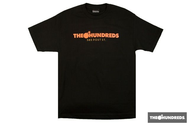 The Hundreds Rosewood Tee 11 1