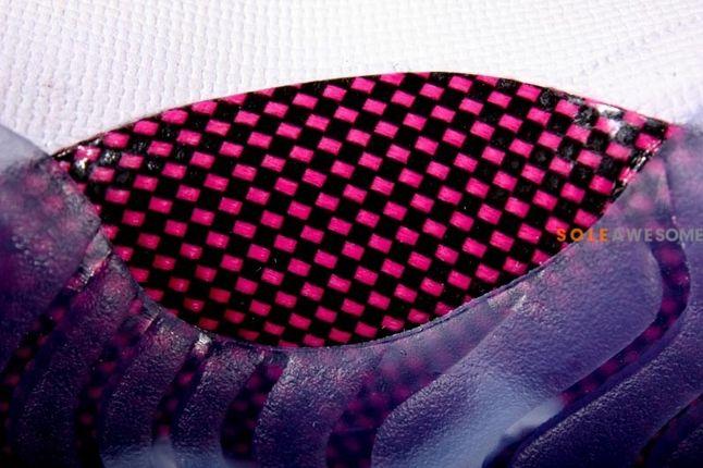 Air Jordan 11 Low Snake Skin Pink Detail 1