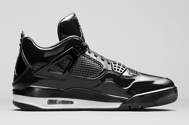 Jordan 11 Lab4 Black White 4