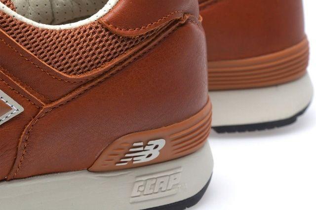 New Balance 576 Made In Uk Tan 5