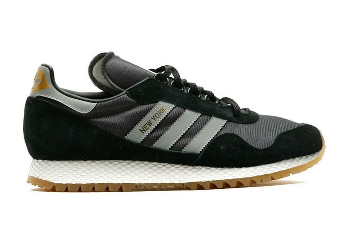 Adidas New York Core Black 4 Sneaker Freaker