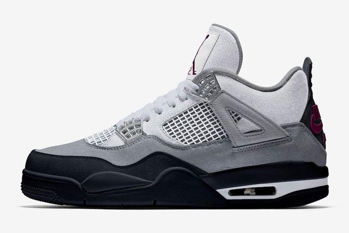 Air Jordan 4 Psg Left