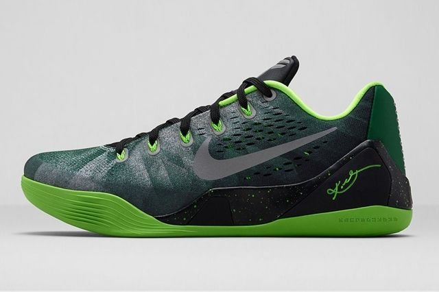 Kobe 9 Premium Green