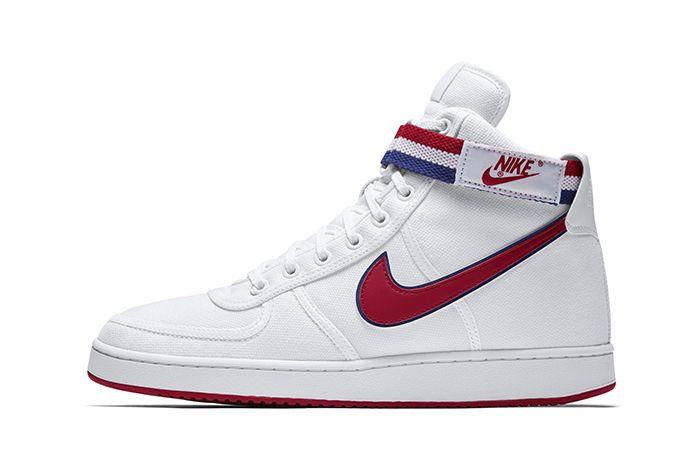 Nike Vandal White 3