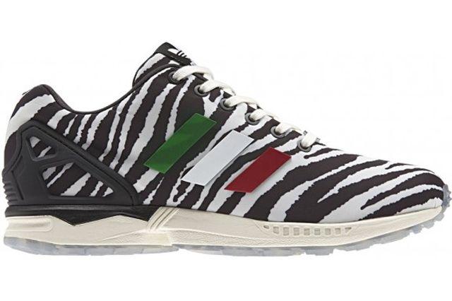 Italia Independent X Adidas Zx Flux 9