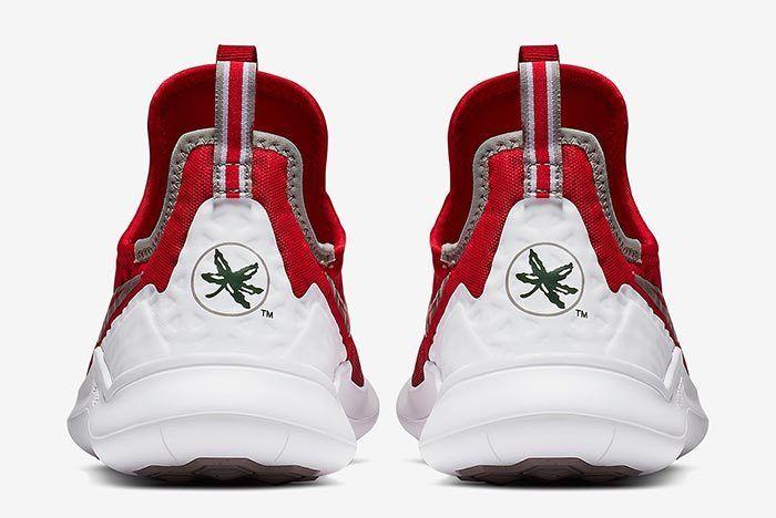 Nike Womens Free Tr8 Ohio State H