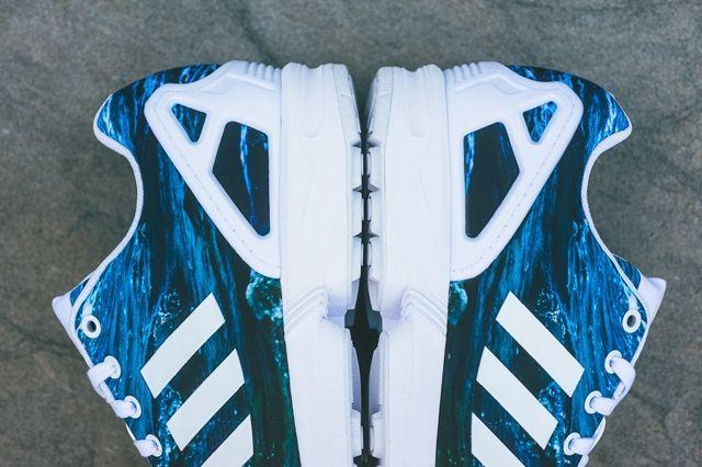 Adidas Zx Flux Waves Bump Bumper 5