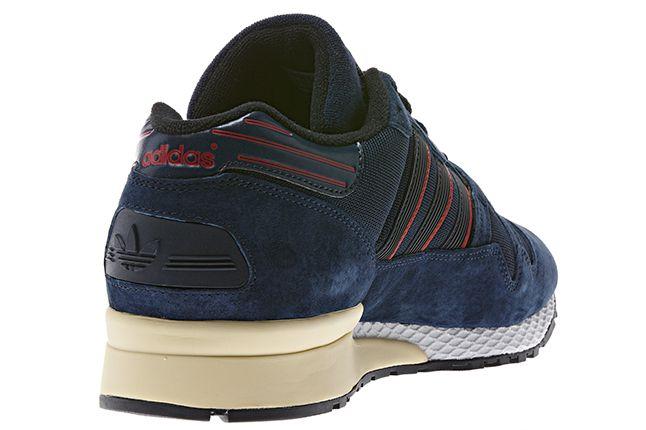 Adidas Originals Zx 710 New Navy Heel