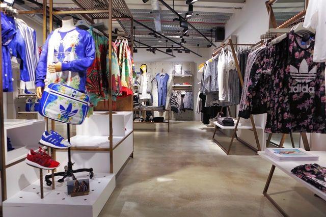 Adidas Originals London Store Opening 14