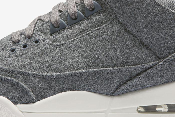 Air Jordan 3 Wool4