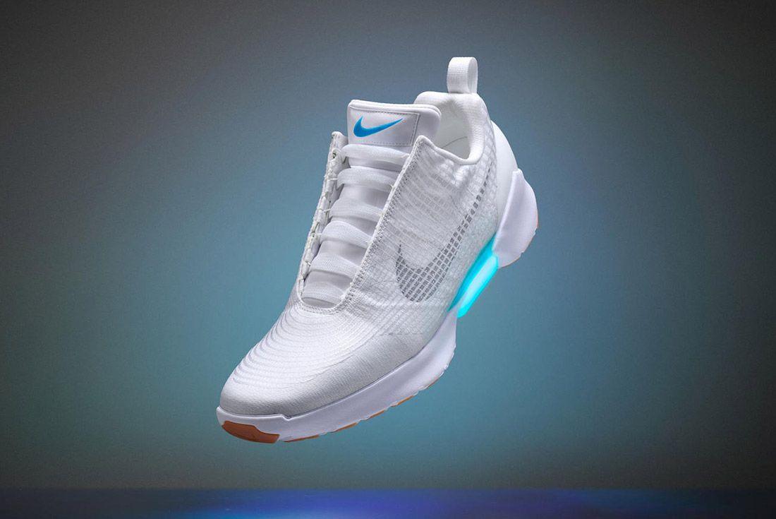 Nike Hyperadapt 1 0 White 1