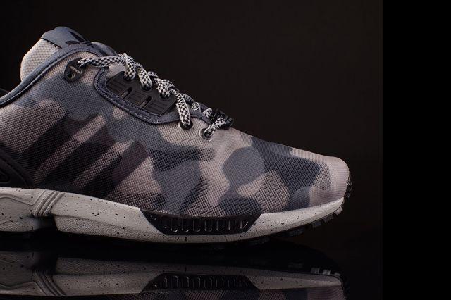 Adidas Zx Flux Decon Camo Pack 2