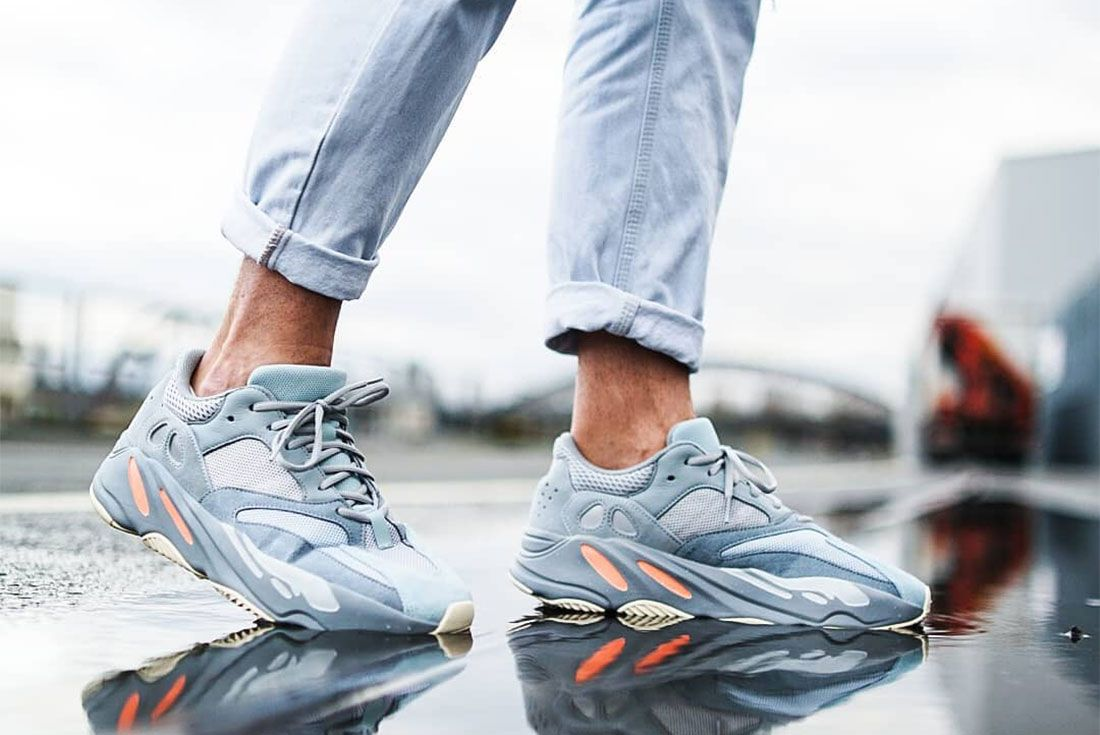 Yeezy Boost 700 Inertia Side Shot Water