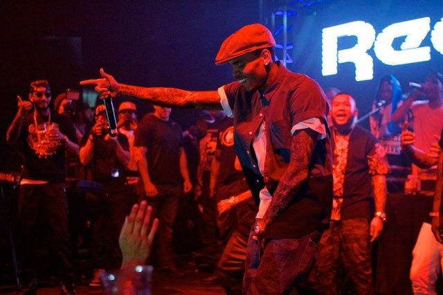 Reebok Classics Project Las Vegas Chris Brown