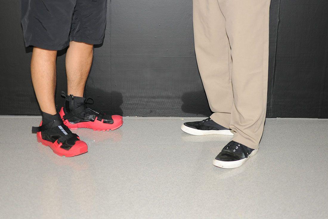 Atmos Con Tokyo 2019 Koji Sneaker Freaker On Foot Shot17