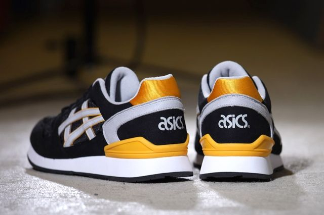 Asics Gel Atlantis Black Yellow 3