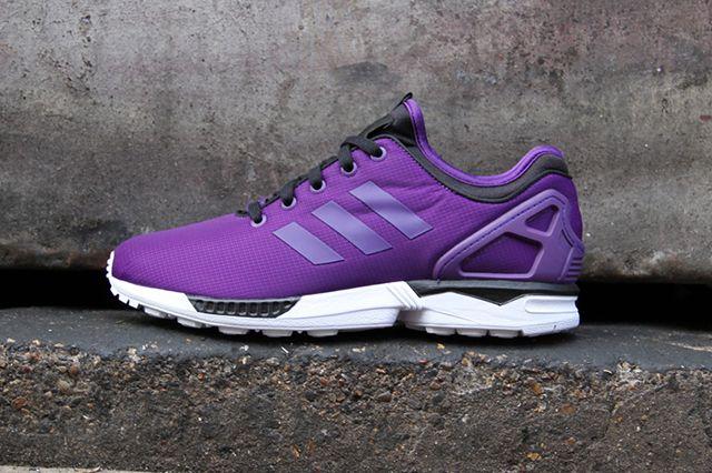 Adidas Originals Zx Flux Nps Purple