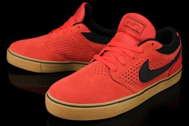 Nike Sb P Rod 5 Lr Hyper Red Angle 1 640X4261