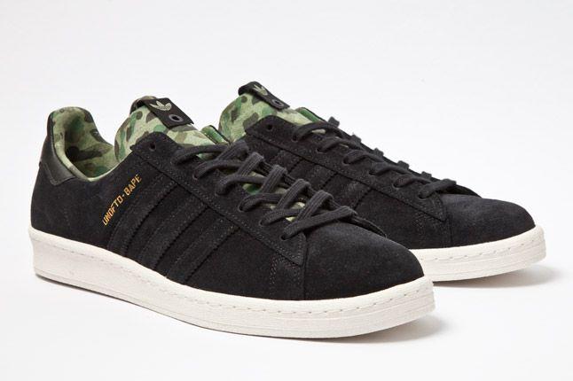 Bape X Adidas X Undftd Blk 02 11