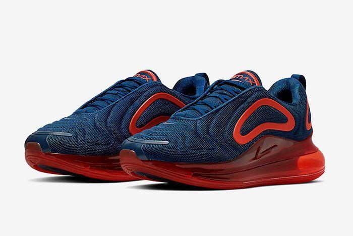 Nike Air Max 720 Ao2924 404 Release Date 1 Pair