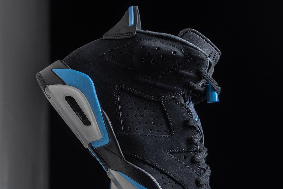 Air Jordan 6 Unc Up Close Sneaker Freaker 9