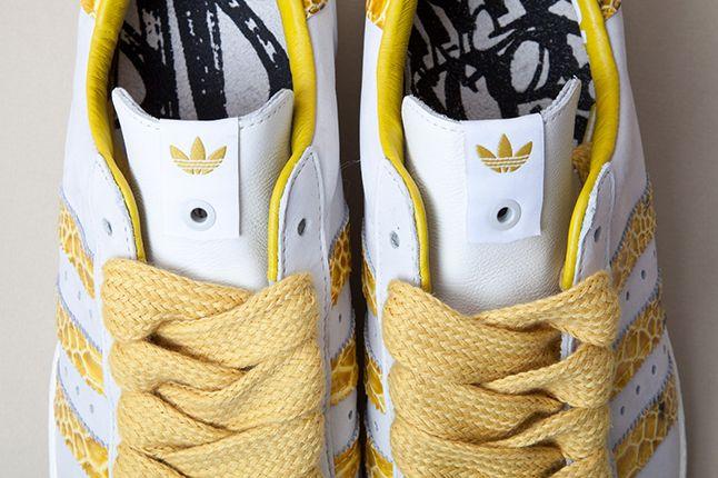 Adidas Consortium Shelltoe Snake Yellow 7 1