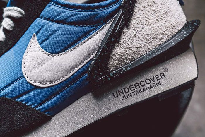 Nike X Undercover Daybreak Midsole Logo