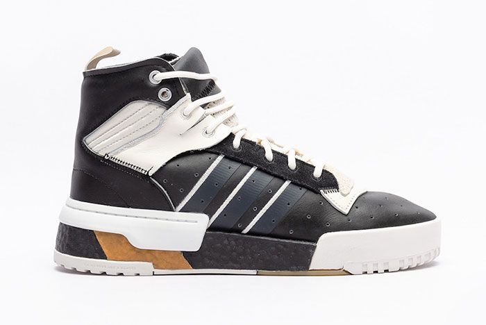 Adidas Rivalry Rm Core Black White Ee4984 Lateral