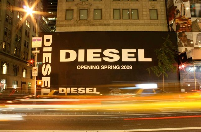 Diesel Planet Launches 1