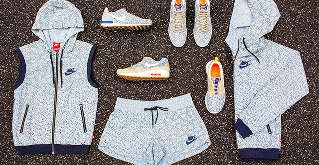 Liberty Of London X Nike Summer 2014 Collection 10