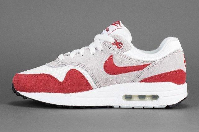 Nike Air Max 1 Sport Red 2