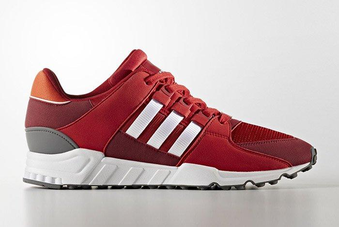 Adidas Eqt Support Rf Power Red 7