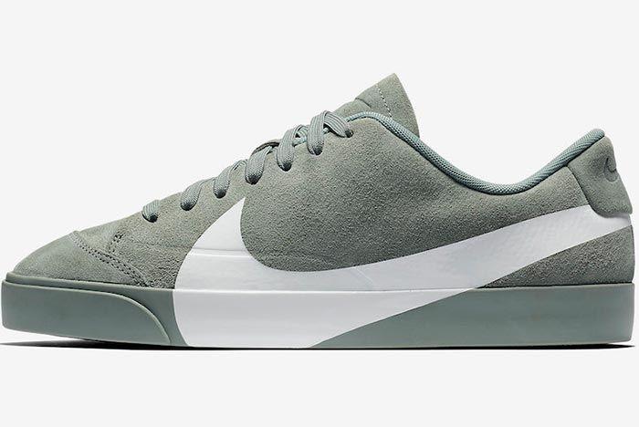 Nike Blazer Low Mica Green Release B