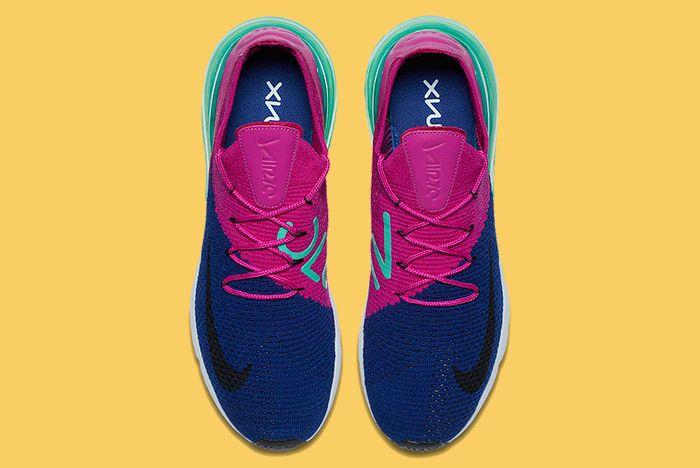 Nike Air Max 270 Flyknit 2