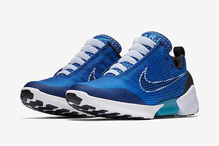 Nike Hyperadapt 1 0 Tinker Blue Release Date 4
