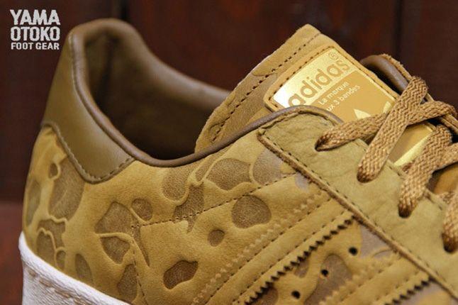 Adidas Superstar 80 S Camo Pack 4