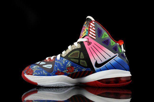 Revive Customs Nike Lebron8 Ps Rammellzee Inner Profile 1