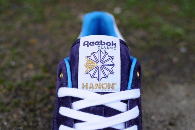 Reebok Hanon Npc Ii Newport Classic Purple Toe Tag Details 1