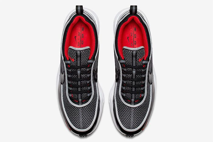 Nike Zoom Spiridon Black Patent 4