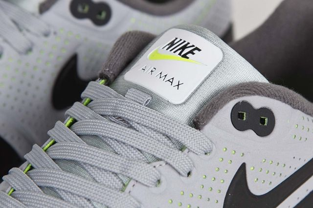 Nike Am1 Ultra Moire Wolf Grey Volt 4