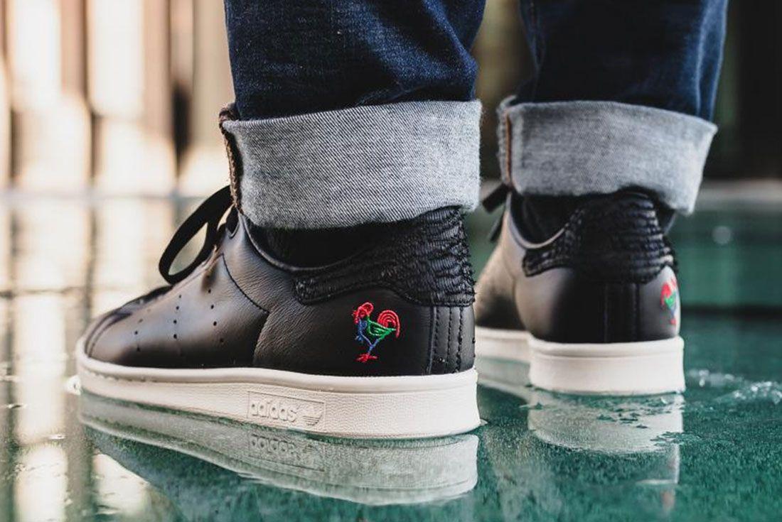 Adidas Stan Smith Cny Core Black 2