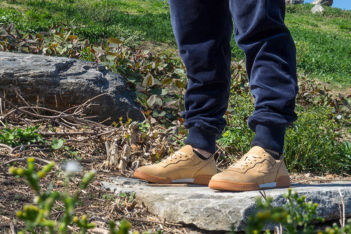 Fila Premium Veg Tanned Leather Pack Classic Workout 1