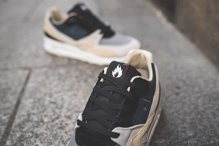 Hanon Le Coq Sportif R800 The Good Agreement Release Date Tongue