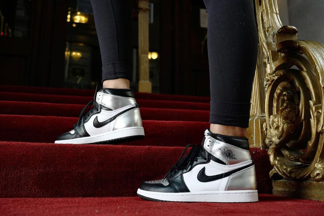 Where to Buy the Air Jordan 1 'Silver Toe' - Sneaker Freaker
