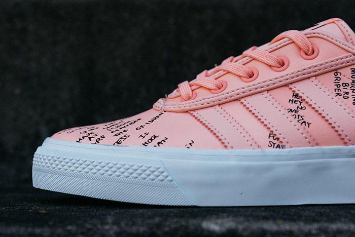 Gonz Adidas Adi Ease Coral 8